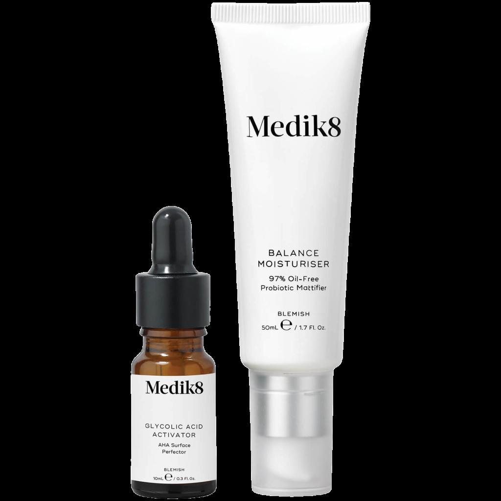 Medik8 Balance Moisturiser Glycolic Acid Activator