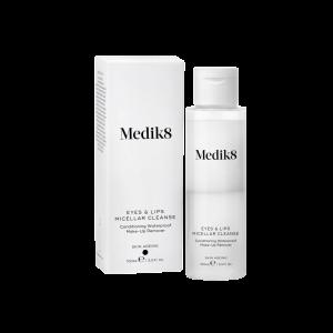 Medik8 eyes & lips micellar cleanse